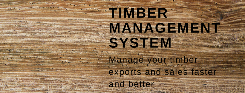 Timber Management System
